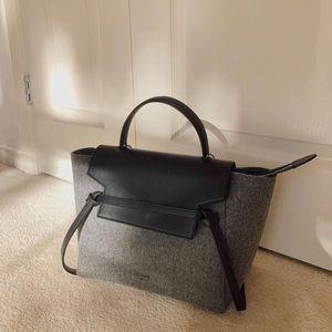 AUTHENTIC CÉLINE Mini Belt Bag
